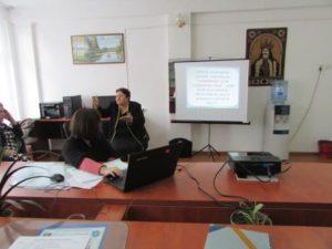 Implementarea Standardelor de competență profesională ale cadrelor didactice din învățământul general