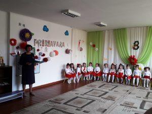 04.03.2019 Matineu în grupa medie, educator – Novițcaia Rita