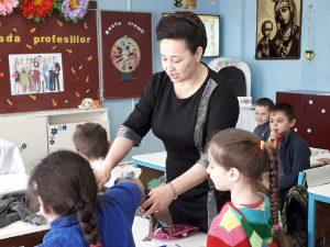 19.03.2019 Oră publică la dezvoltarea personală în clasa a II-a, învățătoare Rașcenco Angela