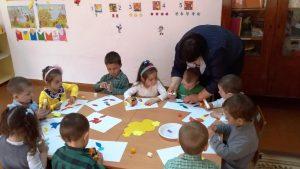 """27.03.2019 Oră publică în grupa mică """"Miracolul culorilor"""" Țuțuianu Angela"""