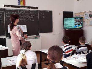25.04.2019 oră publică la istore în clasa a 4-a, învățătoare – Rudenco Ludmila