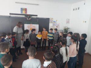 """18.12.2019 Activitate transdisciplinară în clasa I """"Darnicul bunic – Moș Nicolae"""", învățător – Țațu Larisa"""